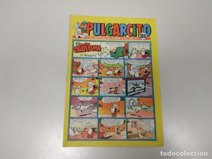 119- PULGARCITO AÑOS 50/60 Nº 1494 (Comics und Tebeos - Bruguera - Pulgarcito)