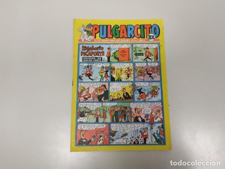 119- PULGARCITO AÑOS 50/60 Nº 1522/2 (Comics und Tebeos - Bruguera - Pulgarcito)