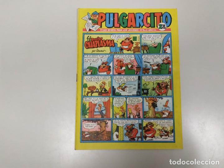 119- PULGARCITO AÑOS 50/60 Nº 1523/2 (Comics und Tebeos - Bruguera - Pulgarcito)