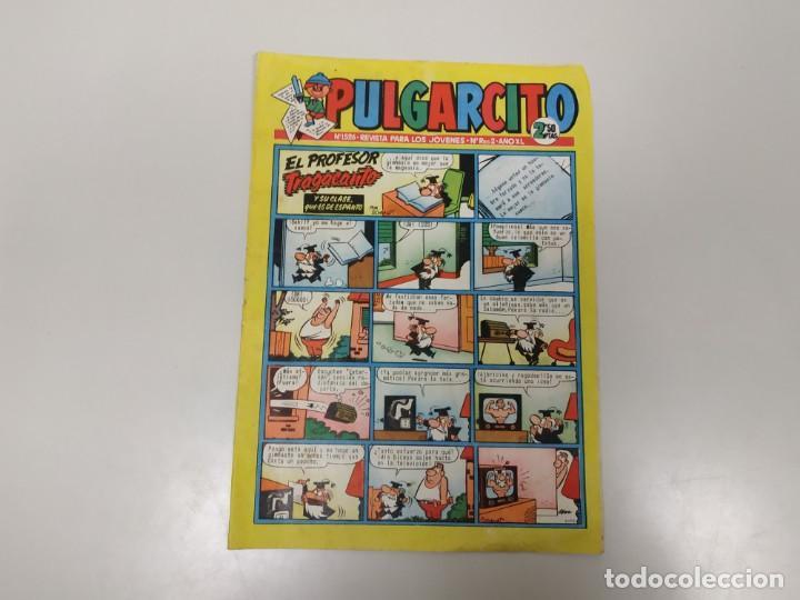 119- PULGARCITO AÑOS 50/60 Nº 1526 (Comics und Tebeos - Bruguera - Pulgarcito)