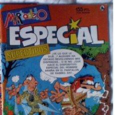 Tebeos: MORTADELO ESPECIAL Nº 210 SUPER TIPOS EDITORIAL BRUGUERA 1983 NUEVO. Lote 177554662