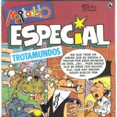 Tebeos: MORTADELO ESPECIAL Nº 211 TROTAMUNDOS EDITORIAL BRUGUERA 1983 NUEVO. Lote 146165466