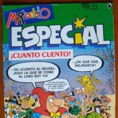 Tebeos: MORTADELO ESPECIAL Nº 206 CUANTO CUENTO EDITORIAL BRUGUERA 1983 NUEVO. Lote 146165834