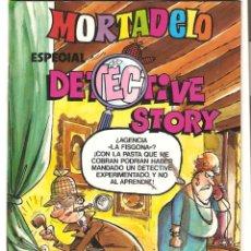 Tebeos: MORTADELO ESPECIAL Nº 175 DETECTIVE STORY EDITORIAL BRUGUERA 1983 NUEVO. Lote 146165934