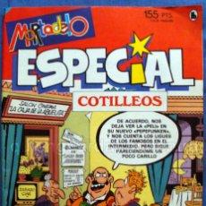 Tebeos: MORTADELO ESPECIAL Nº 207 COTILLEOS EDITORIAL BRUGUERA 1983 NUEVO. Lote 146166094
