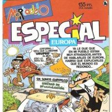 Tebeos: MORTADELO ESPECIAL Nº 208 EUROPA EDITORIAL BRUGUERA 1983 NUEVO. Lote 146166878