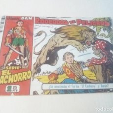 Tebeos: COLECCION DAN - EDITORIAL BRUGUERA EL CACHORRO ORIGINAL Nº137. Lote 146189934