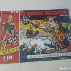 Tebeos: COLECCION DAN - EDITORIAL BRUGUERA EL CACHORRO ORIGINAL Nº132. Lote 146191710