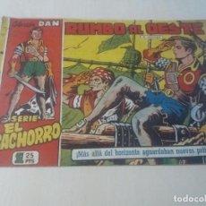 Tebeos: COLECCION DAN - EDITORIAL BRUGUERA EL CACHORRO ORIGINAL Nº128. Lote 146191898