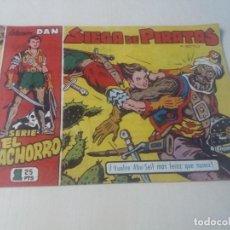 Tebeos: COLECCION DAN - EDITORIAL BRUGUERA EL CACHORRO ORIGINAL Nº127. Lote 146191938
