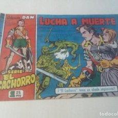 Tebeos: COLECCION DAN - EDITORIAL BRUGUERA EL CACHORRO ORIGINAL Nº126. Lote 146191978