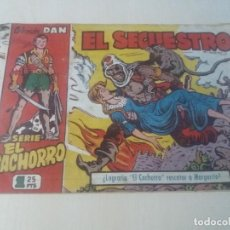 Tebeos: COLECCION DAN - EDITORIAL BRUGUERA EL CACHORRO ORIGINAL Nº124. Lote 146192050