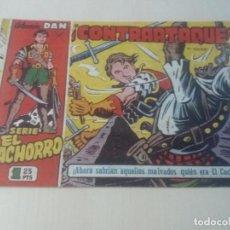 Tebeos: COLECCION DAN - EDITORIAL BRUGUERA EL CACHORRO ORIGINAL Nº123. Lote 146192142