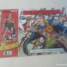 Tebeos: COLECCION DAN - EDITORIAL BRUGUERA EL CACHORRO ORIGINAL Nº119. Lote 146192538