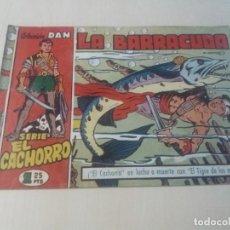 Tebeos: COLECCION DAN - EDITORIAL BRUGUERA EL CACHORRO ORIGINAL Nº117. Lote 146192878