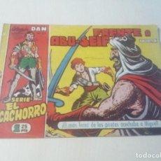Tebeos: COLECCION DAN - EDITORIAL BRUGUERA EL CACHORRO ORIGINAL Nº109. Lote 146193290