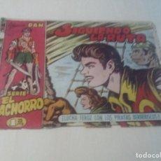 Tebeos: COLECCION DAN - EDITORIAL BRUGUERA EL CACHORRO ORIGINAL Nº102. Lote 146193610