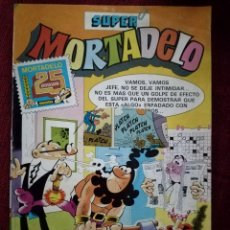 Tebeos: COMIC TEBEO SUPER MORTADELO SEMANAL DE BRUGUERA 1982 Nº 155 NUEVO. Lote 146280210