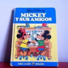 Tebeos: HORAS ALEGRES N 3 MICKEY Y SUS AMIGOS TAPA DURA. Lote 146382041