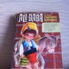 Tebeos: ALI- BABA Y LOS CUARENTA LADRONES. 1966 COLECCIÓN HEIDI. Lote 146391764