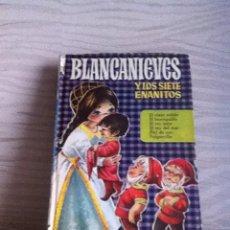 Tebeos: BLANCANIEVES Y LOS SIETE ENANITOS. 1966 COLECCIÓN HEIDI. Lote 146391898