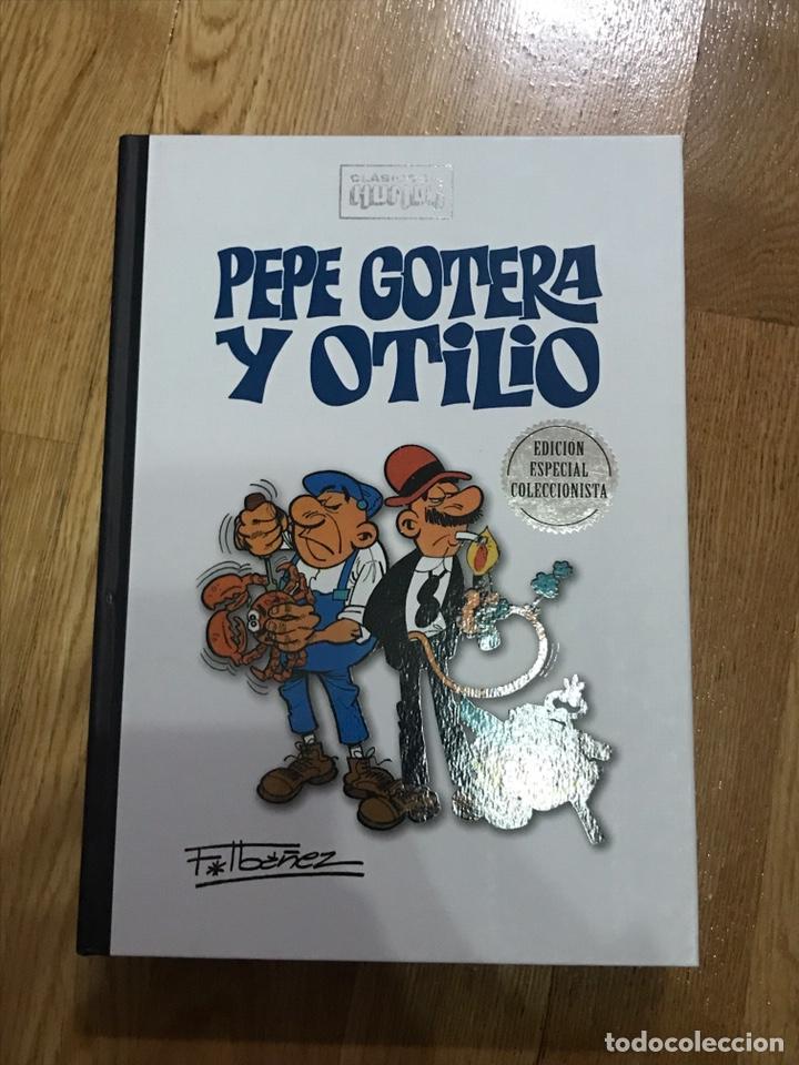 CLÁSICOS DEL HUMOR PEPE GOTERA Y OTILIO (Tebeos y Comics - Bruguera - Ole)
