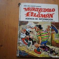 Tebeos: COMIC MORTADELO Y FILEMON. Lote 156295205