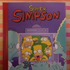 Tebeos: SUPER HUMOR Nº 3 SUPER SIMPSON EDICIONES B. Lote 158270661