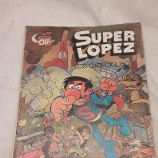 Tebeos: TEBEO SUPERLOPEZ OLÉ LOS CABECICUBOS 1ª EDICIÓN 1983. Lote 146626638