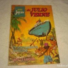 Tebeos: SUPER JOYAS LITERARIAS Nº 17 DE JULIO VERNE. Lote 152429330