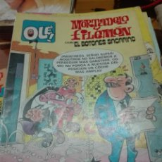 Tebeos: COLECCION OLE MORTADELO Y FILEMON NUM. 249,EDICION 1980. Lote 146746110
