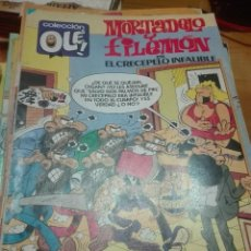 Tebeos: COLECCION OLE MORTADELO Y FILEMON NUM. 308,1°ED.1985. Lote 146762218
