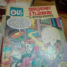 Tebeos: COLECCION OLE MORTADELO Y FILEMON NUM. 232-M27,2°ED.1987. Lote 146763538