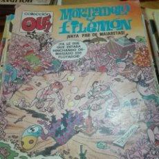 Tebeos: COLECCION OLE MORTADELO Y FILEMON NUM. 134,EDICION 1985. Lote 146770950
