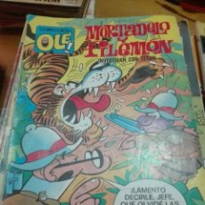 Tebeos: COLECCION OLE MORTADELO Y FILEMON NUM. 64,EDICION,1984. Lote 146771946