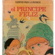 Tebeos: CUENTOS PARA LA INFANCIA. EL PRINCIPE FELIZ. BRUGUERA 1981. (ST/HS). Lote 146774582
