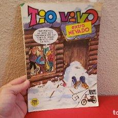 Tebeos: COMIC TEBEO TIO VIVO EXTRA NEVADO BRUGUERA 1984 . Lote 146797158