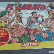 Tebeos: EL JABATO ¡MOTÍN! Nº 225 Nº 56 EDITORIAL BRUGUERA AÑO 1959 ORIGINAL. Lote 146861034