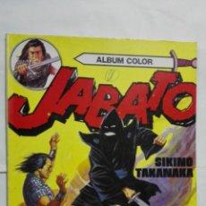 Tebeos: JABATO - ALBUM COLOR, Nº 12, SIKINO TAKANAKA. Lote 146888082