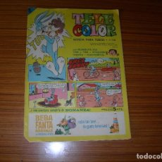 Tebeos: TELE COLOR Nº 138 EDITA BRUGUERA . Lote 146913710