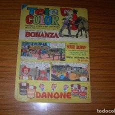 Tebeos: TELE COLOR Nº 190 EDITA BRUGUERA . Lote 146914326