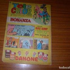 Tebeos: TELE COLOR Nº 208 EDITA BRUGUERA . Lote 146916278