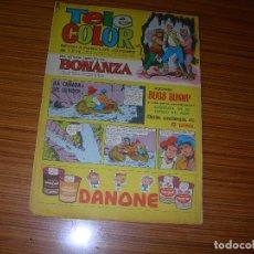 Tebeos: TELE COLOR Nº 211 EDITA BRUGUERA . Lote 146916450