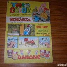 Tebeos: TELE COLOR Nº 212 EDITA BRUGUERA . Lote 146916602