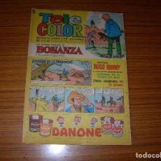 Tebeos: TELE COLOR Nº 215 EDITA BRUGUERA . Lote 146916762
