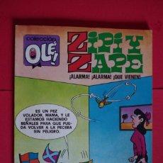 Tebeos: ZIPI Y ZAPE Nº 133 AÑO 1979 - COLECCION OLE. Lote 147001430