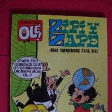 Tebeos: ZIPI Y ZAPE Nº 2 AÑO 1980 - COLECCION OLE. Lote 147001958