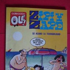 Tebeos: ZIPI Y ZAPE Nº 136 AÑO 1979 - COLECCION OLE. Lote 147003534