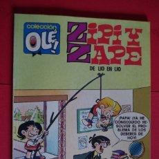 Tebeos: ZIPI Y ZAPE Nº 137 AÑO 1979 - COLECCION OLE. Lote 147004494