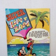 Tebeos: SUPER ZIPI Y ZAPE Nº 70. LOS PITUFOS, EL PROFESOR TRAGACANTO.... Lote 147008038